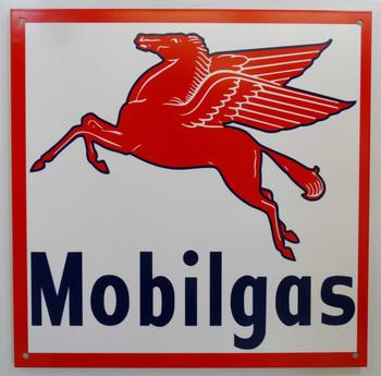 """Mobilgas 15"""" Square"""