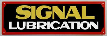 Signal Lubrication