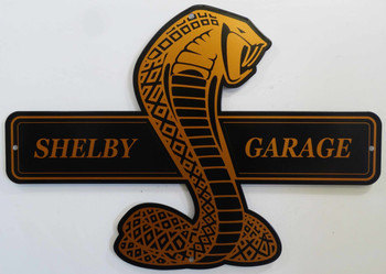 Shelby Garage Gold Plasma
