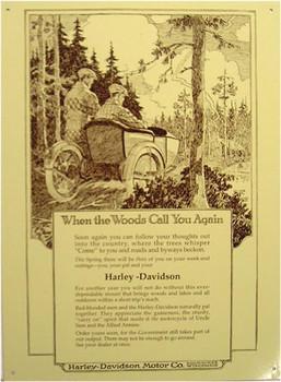 Harley-Davidson Sidecar  $2.25/each