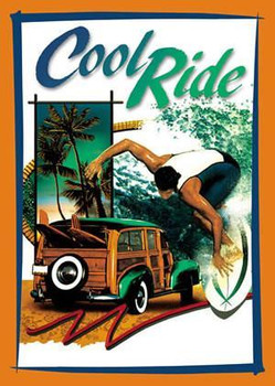 Cool Ride Surfer and Woodie $2.25/each