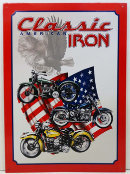 Classic American Iron Motorcycles $2.25/each