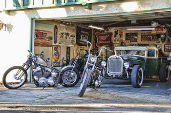 Motorcycles and Roadster