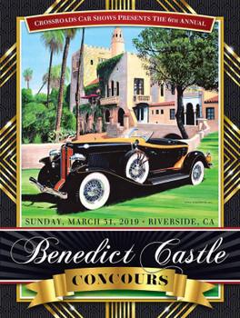 Benedict Castle Concours 2019