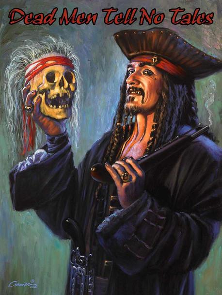 Dead Men Tell No Tales, Blackbeard's Trophy