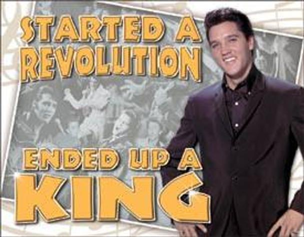 Elvis-Started Revolution DISC