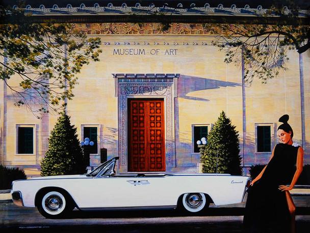 Cadillac Museum of Art