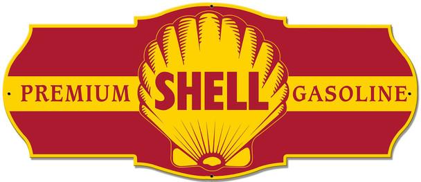 Premium Shell Gasoline