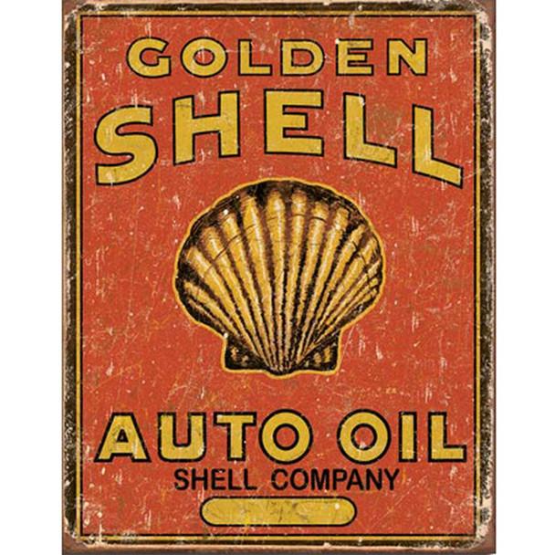 Golden Shell Auto Oil