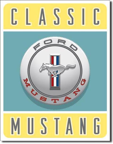 Classic Mustang Retro