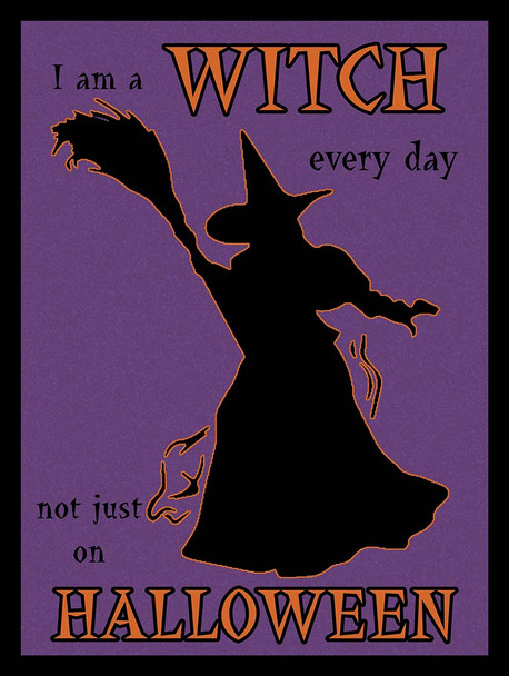 Witch Every Day