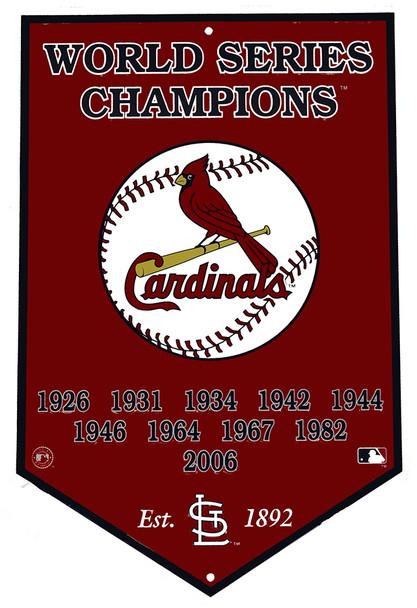 Cardinals World Series Champions