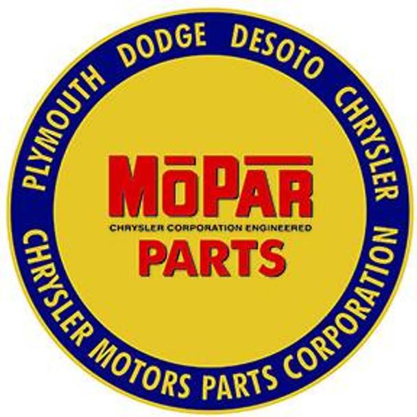 "MOPAR Parts 12"""