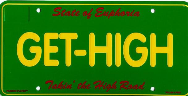 GET-HIGH (plate)