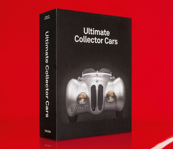 Ultimate Collector Cars by Charlotte & Peter Fiell (English) Hardcover LE 10,000
