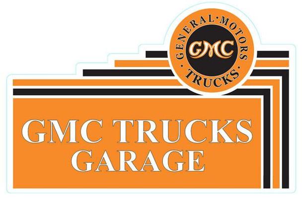 """GMC Truck Garage 18"""""""