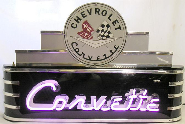 Corvette Neon