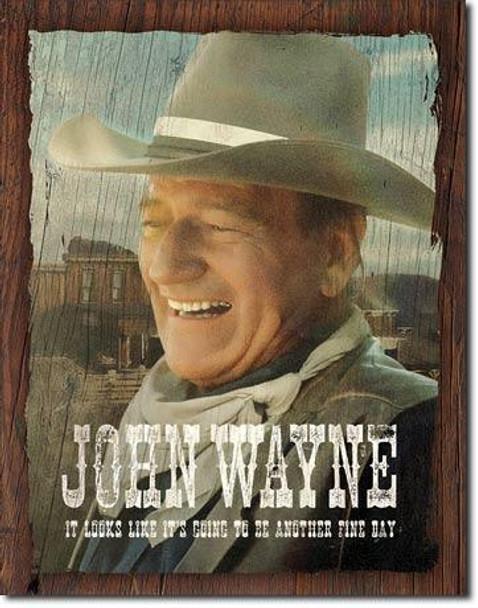 Another Fine Day John Wayne