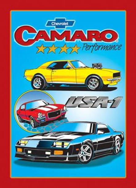 General Motors - Camaro Performance