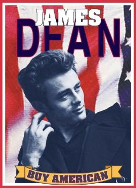James Dean-Buy American (disc) Metal Sign