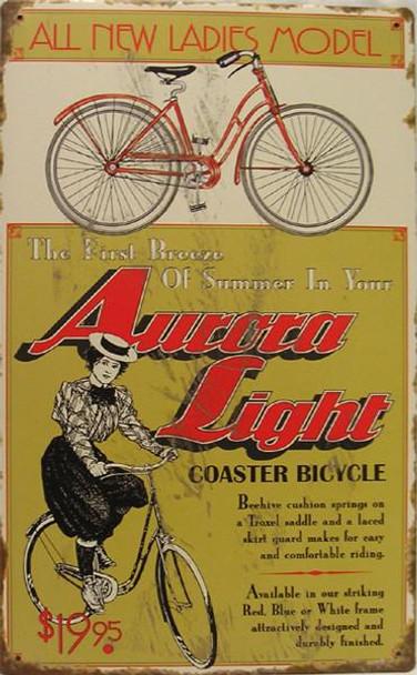 Aurora Light Coaster Bicycle