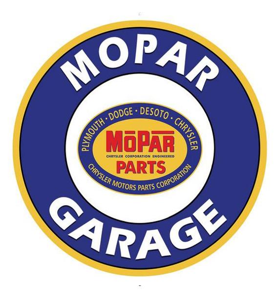 "MOPAR Garage 12"" Disc"