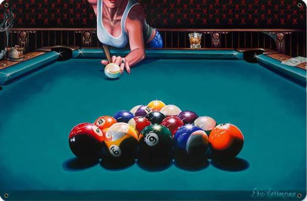 Nice Rack Pin Up by Eric Herrman
