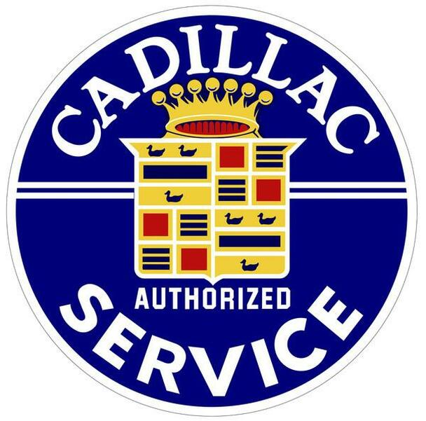 "Cadillac 12"""