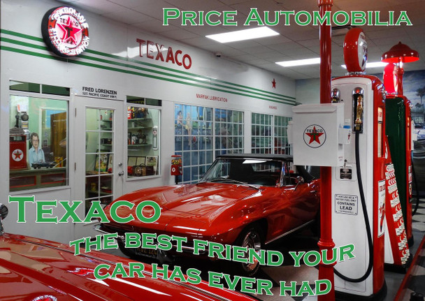 Texaco Station - The Best Friend Your Car has Ever Had