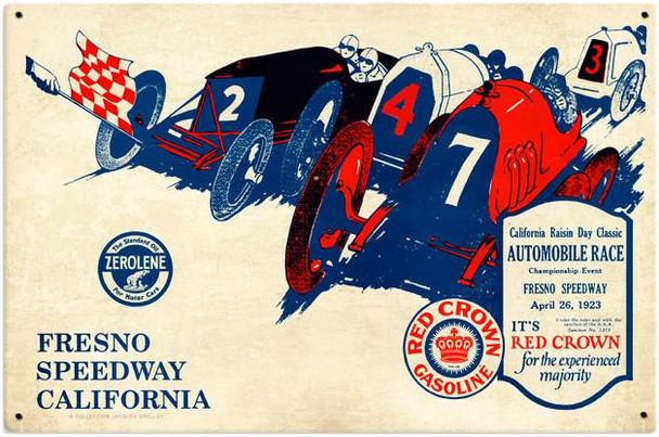 Fresno Speedway California