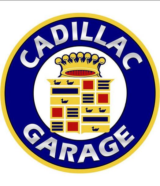 "Cadillac Garage 12"" Disc"