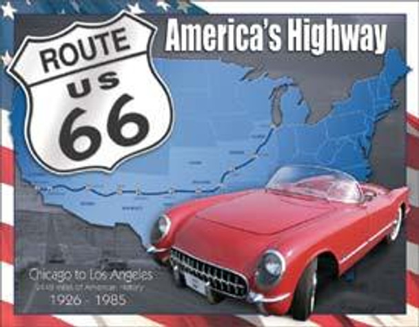 Route 66 1926-1985