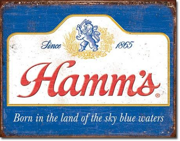 Hamm's-Sky Blue Waters