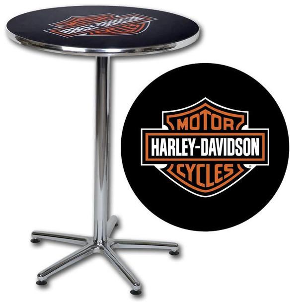 H-D® BAR & SHIELD CAFE TABLE