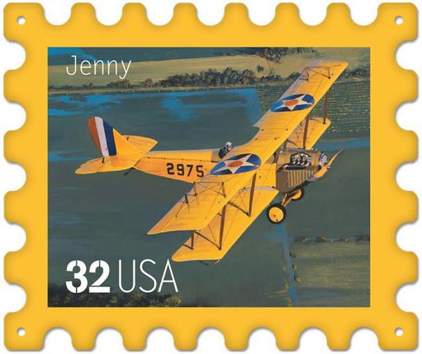 Jenny 32c (stamp)