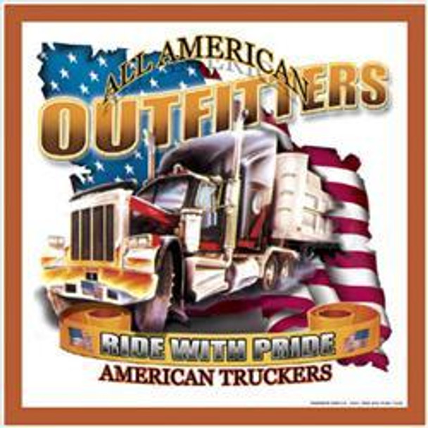 All American Outfitters-American Truckers