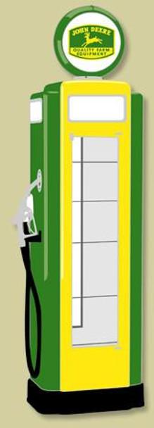Wayne 70 Display Cabinet-John Deere
