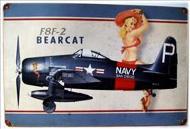 Bearcat / F8F-2