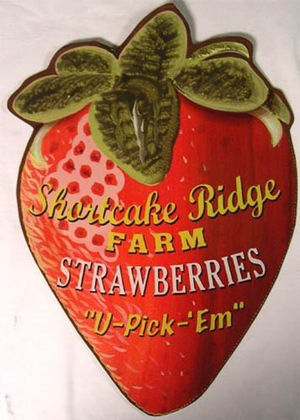 Shortcake Ridge Farm Strawberries