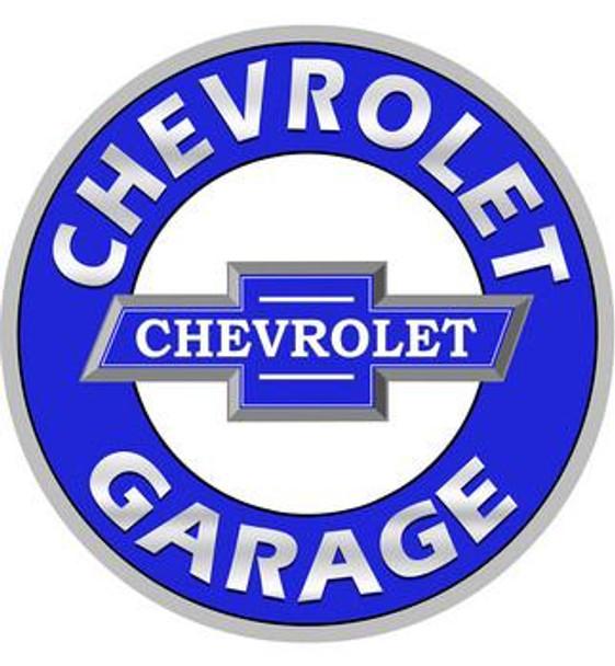 """Chevrolet Garage  (12"""" disc)"""