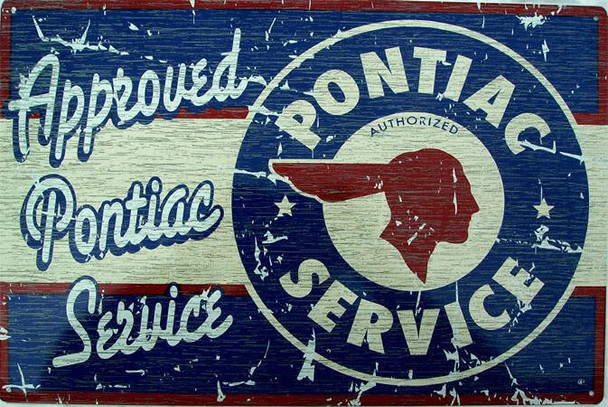 Approved Pontiac Service