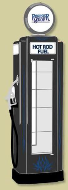 Wayne 70 Display Cabinet-Hi Octane