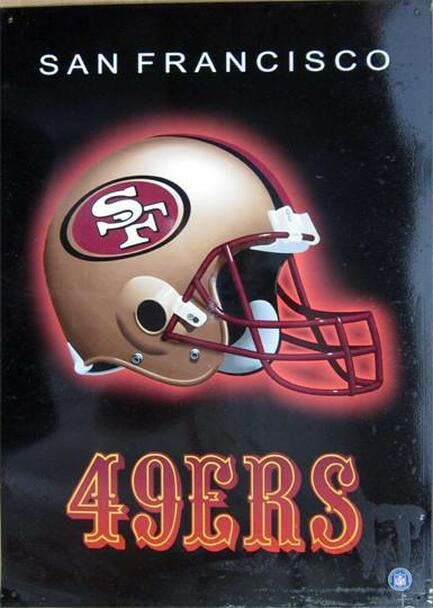 San Francisco 49ERS  (disc)