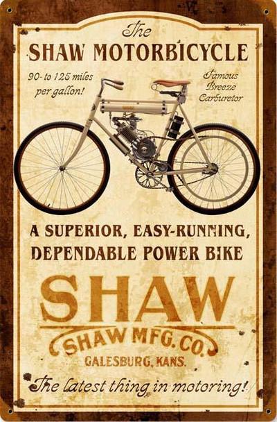 Shaw Motorbike