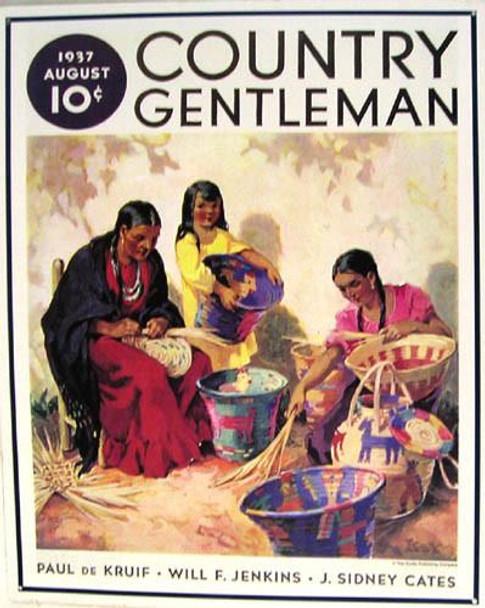Country Gentleman-Indians