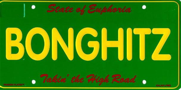 BONGHITZ (plate)