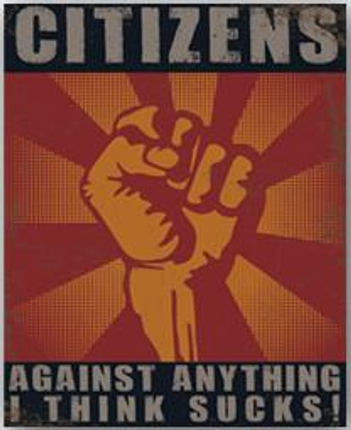 Citizens-Against Anything