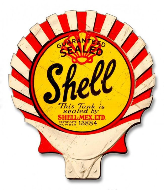 The Shell Seal ( Rustic )