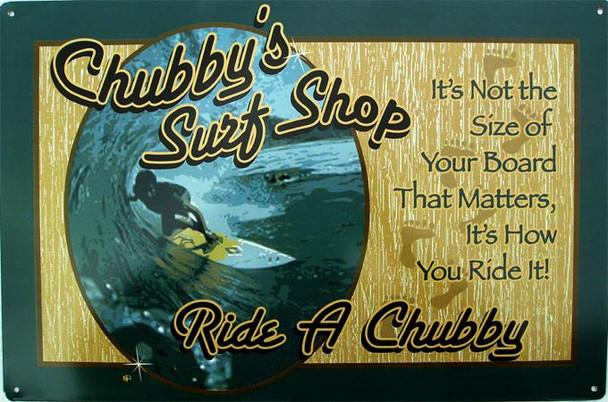 Chubby's Surf Shop
