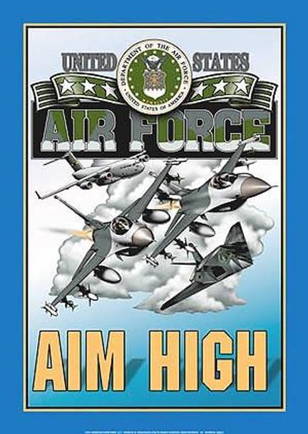 United States Air Force-Aim High